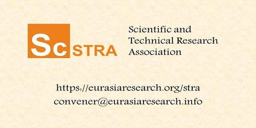 5th ICSTR Singapore – International Conference on Science & Technology Research, 27-28 March 2020