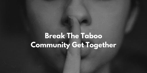 Break the Taboo: Community Catch Up, Menopausopoly and Make and Take
