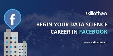 Become a data scientist in Facebook tickets