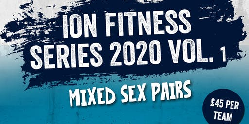 ION FITNESS SERIES 20.1 - Mixed Pairs