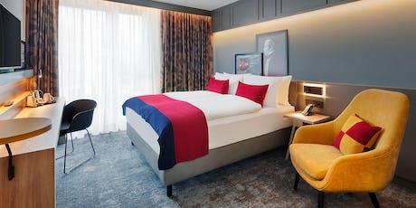 Das perfekte Hotelzimmer tickets