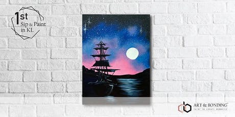 Sip & Paint Night : Sail Away tickets