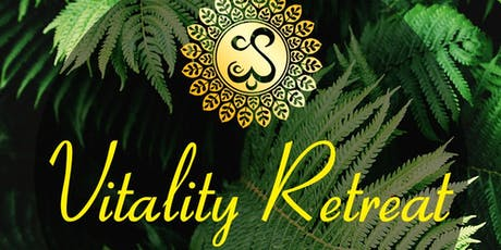 Vitality Retreat - Day Immersion tickets