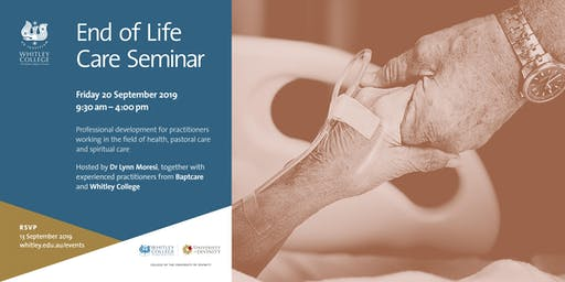 End of Life Care Seminar