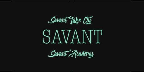 Savant Lake City tickets