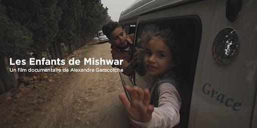 Les enfants de Mishwar - Projection