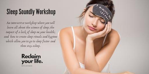 Sleep Soundly Workshop