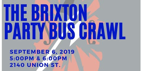 The Brixton Party Bus Crawl tickets