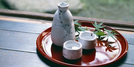 Sake Tasting Class & Japan Property Investment Sharing (Oct 2019) tickets