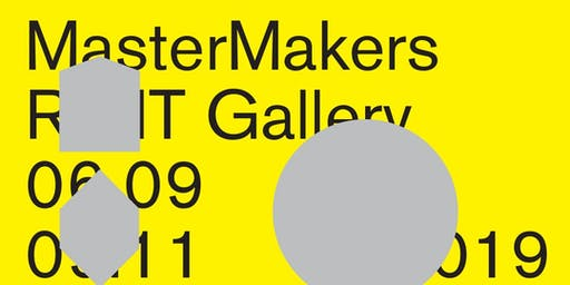 MasterMakers opening night