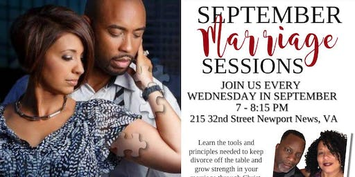 Marriage R.O.C.S. - Marriage Enrichment Sessions