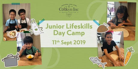 Junior Lifeskills Camp: Fun with Pastry (Sept 2019) tickets