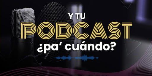 ¡Crea tu Podcast en un día!