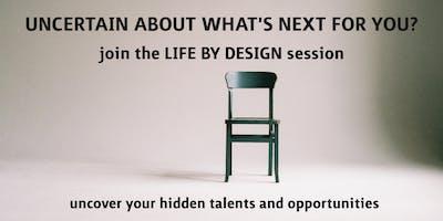 Life By Design workshop
