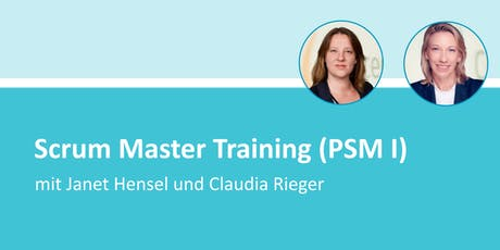 Scrum Master Training (PSM I) Tickets
