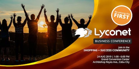 Lyconet Business Conference - Cebu tickets