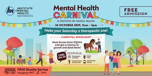 Mental Health Carnival (MHC) 2019