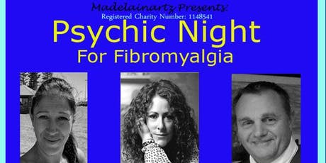 Halloween Psychic Night for Fibromyalgia tickets