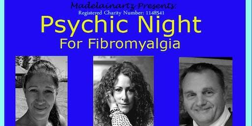 Halloween Psychic Night for Fibromyalgia