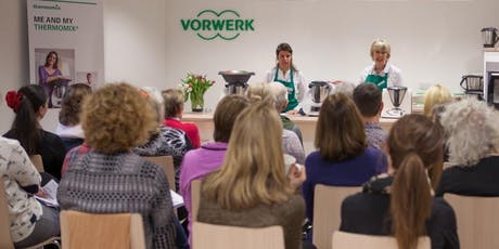 First Class with Thermomix tickets