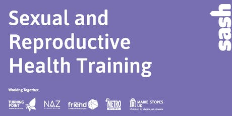 Sexual and Reproductive Health Training tickets