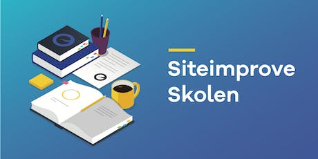 Siteimprove-skolen | Vinter 2019/2020 tickets