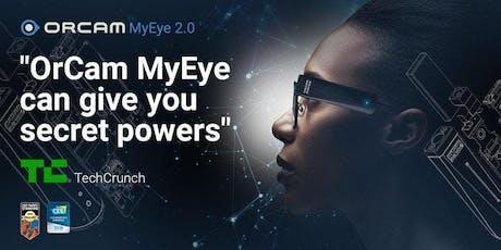 OrCam MyEye 2 Demonstration- Ewing, New Jersey tickets