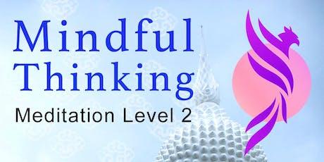 Buddhist Meditation Course tickets