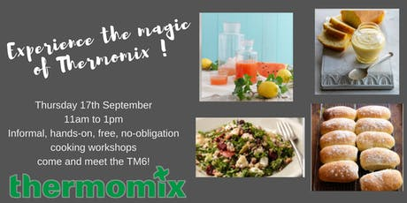 Taste of Thermomix  tickets