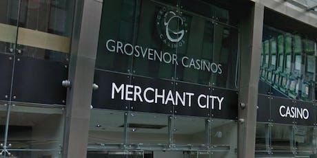GLASGOW1 Club FIVE55 @ Merchant City tickets