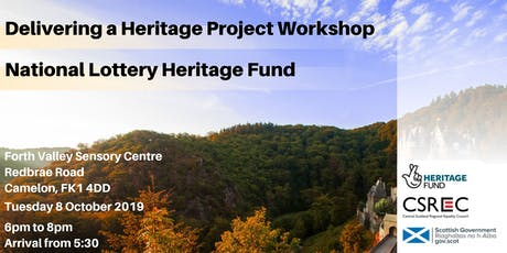 Delivering a Heritage Project Workshop tickets