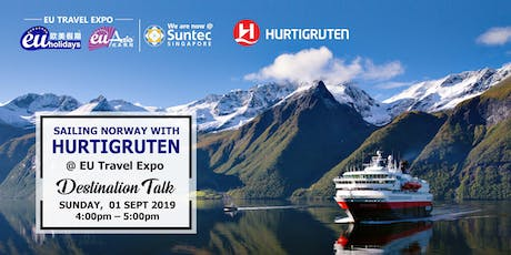 Sailing Norway with Hurtigruten tickets