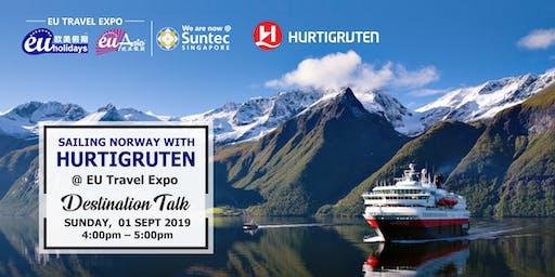 Sailing Norway with Hurtigruten
