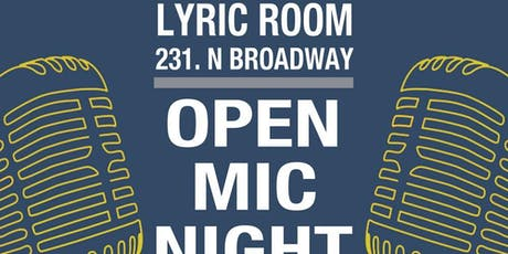 OPEN MIC in the BEER GARDEN at KEGGERS tickets