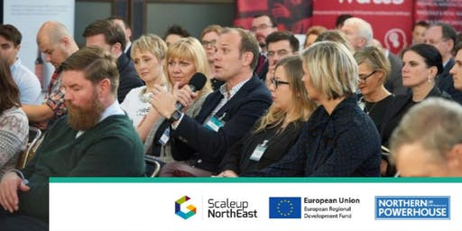Scaleup North East - Get Ready to Scale!