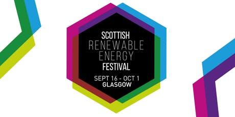 Scottish Renewable Energy Festival Launch tickets