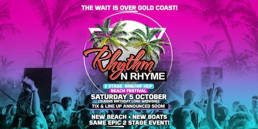 Rhythm N Rhyme Island/Boat Festival I GOLDCOAST