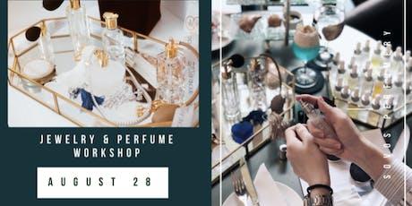 Perfumery Workshop + Beyond Diamond Lucky Draw tickets