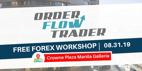 Free Workshop in Ortigas: Currency Trading Strategies tickets
