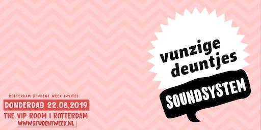 RSW invites Vunzige Deuntjes Soundsystem