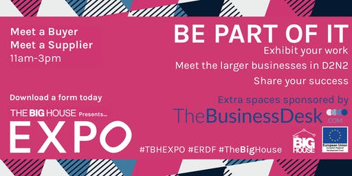 The Big House Presents: EXPO