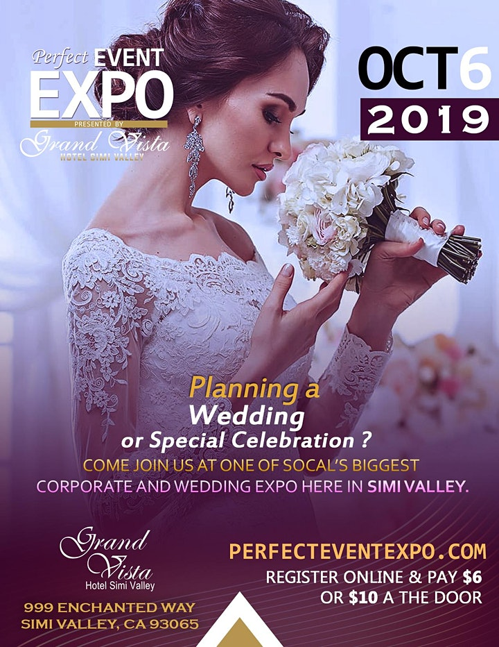 Perfect Event Expo presented by Grand Vista Hotel image