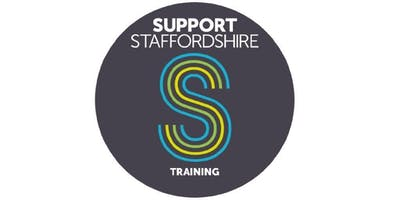 SSNMH Toolbox Training for Support Staffordshire Staff and Volunteers