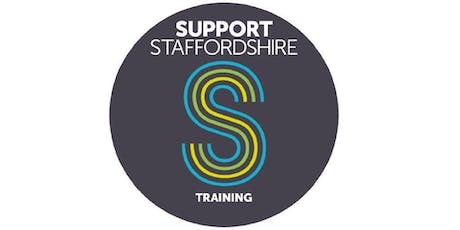 SSNMH Toolbox Training for Support Staffordshire Staff and Volunteers tickets