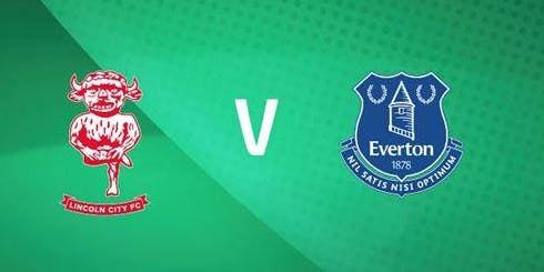 Lincoln City v Everton - Carabao Cup - Pre Sale