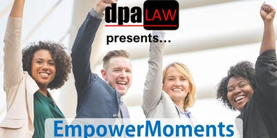 DPA Law EmpowerMoment with Rosie Jones