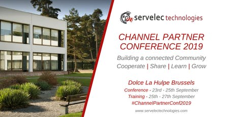 Servelec Technologies - Channel Partner Event 2019 tickets