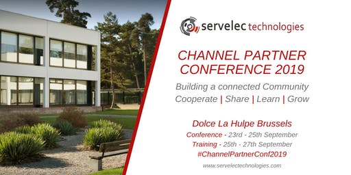 Servelec Technologies - Channel Partner Event 2019