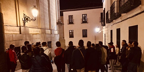 Free tour del Misterio y Miedo en Madrid billets