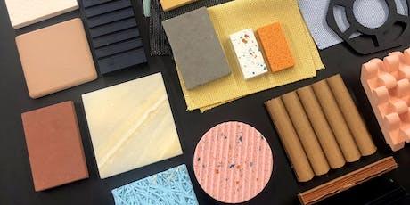Surface Matter x Adriana Jaroslavsky Moodboard Workshop   Proud Materialists LDF19 tickets
